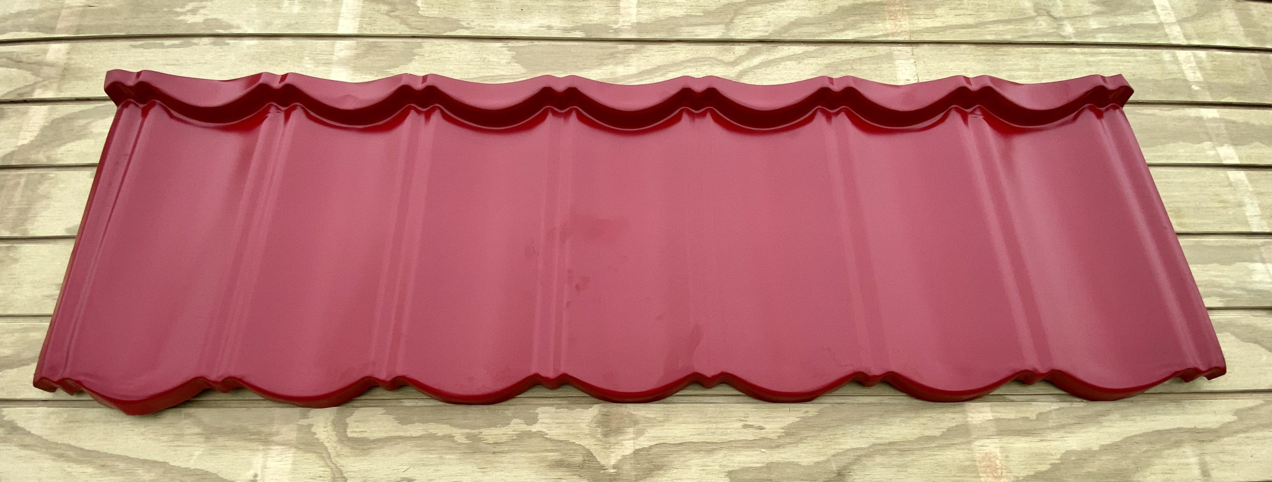 ARC Classic Flat Ruby Red