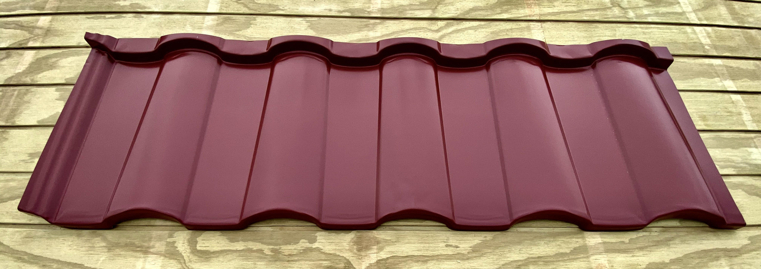 ECONO Spanish Colonial Red